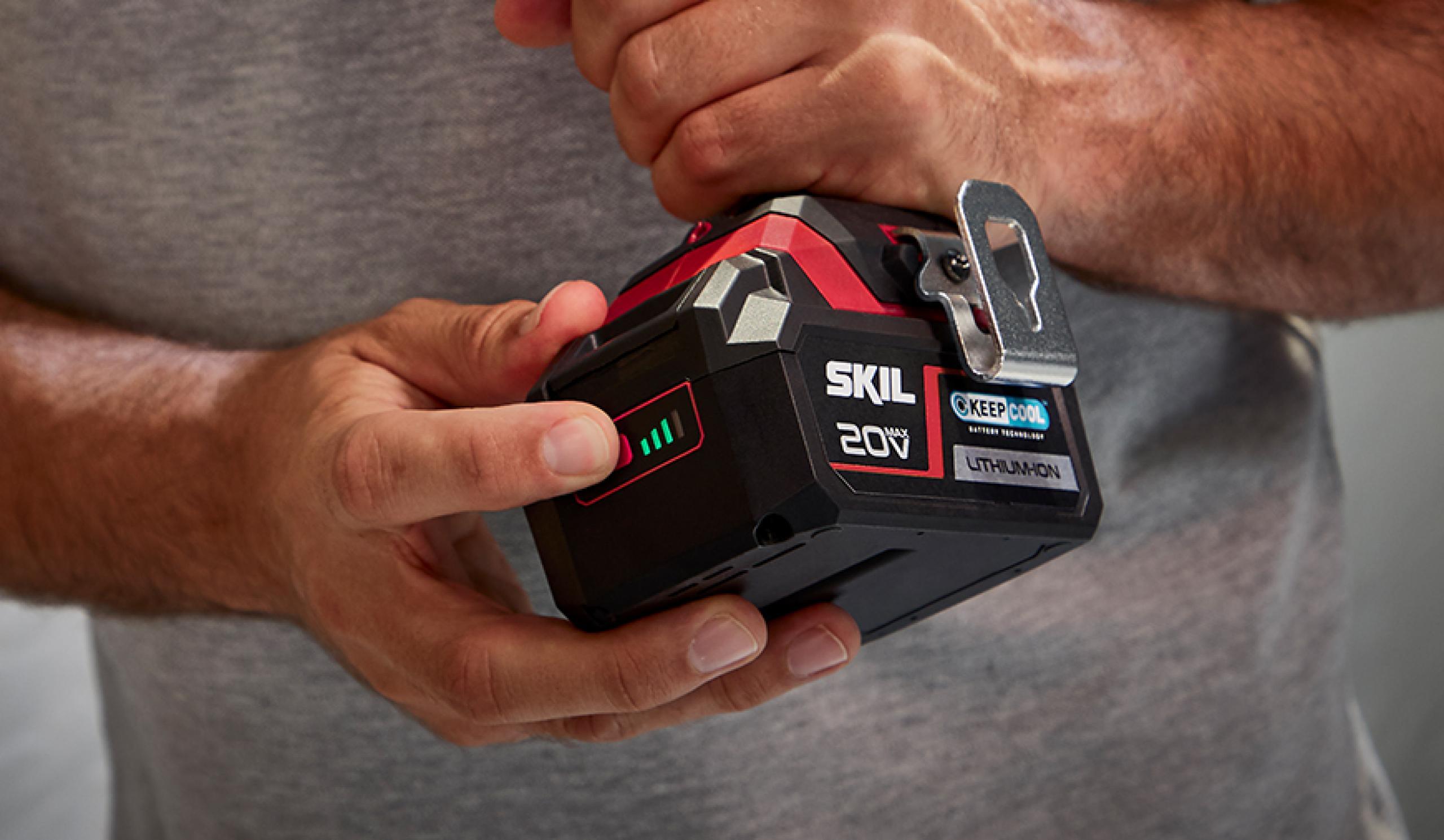 Patentirani pokazivač nivoa napunjenosti akumulatora: pokazivač u koji se možete pouzdati