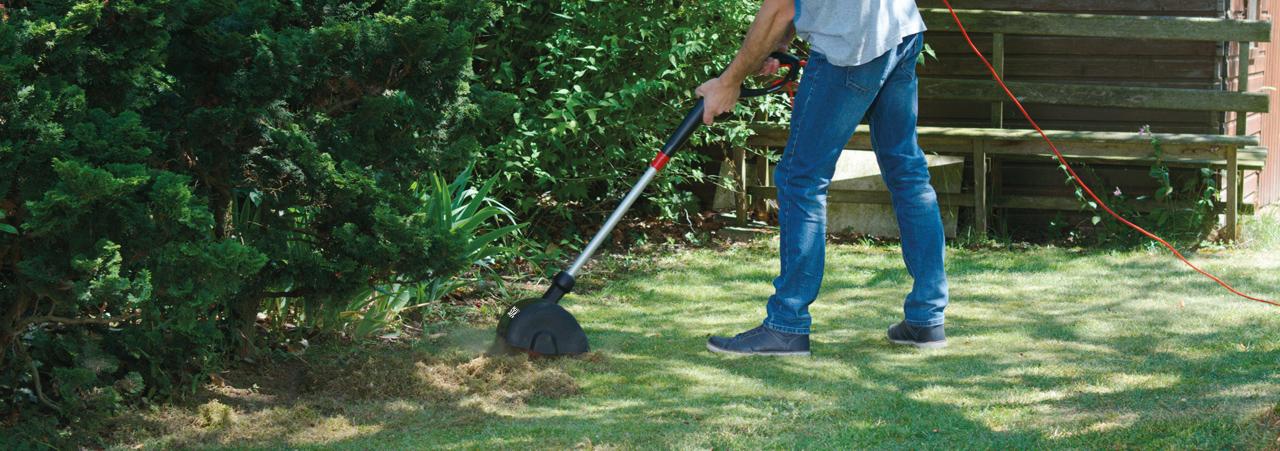 Električni uređaji za provetravanje travnjaka