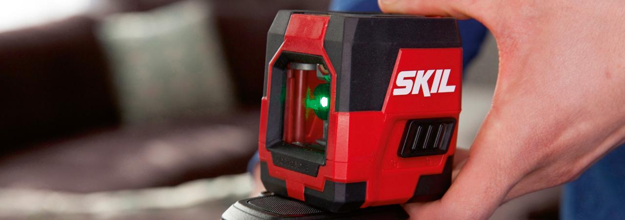 Nivelacija laserom