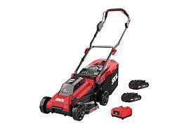 SKIL 0130 BA 'Brushless' cordless lawn mower